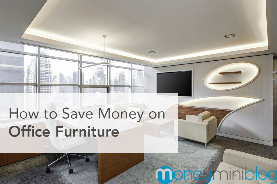 save money office work furniture