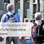 Smart Comparison for Senior Life Insurance Premiums