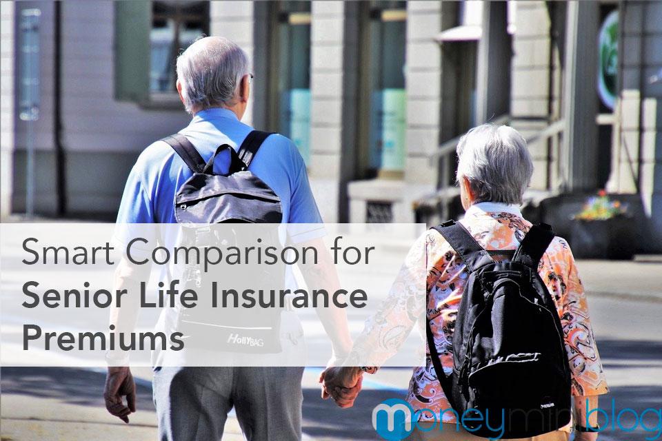 Smart Comparison for Senior Life Insurance Premiums