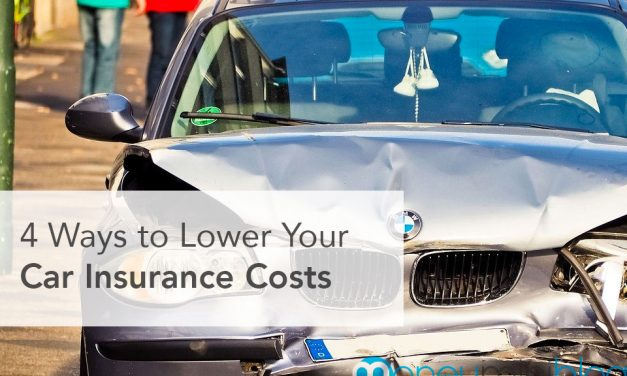 4 Ways to Lower Your Car Insurance Costs