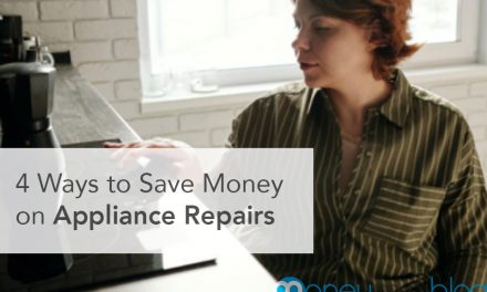4 Ways to Save Money on Appliance Repairs