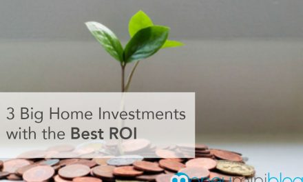 3 Big Home Investments with the Best ROI