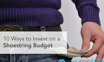 A Little Bit Adds Up Over Time: 10 Ways to Invest on a Shoestring Budget