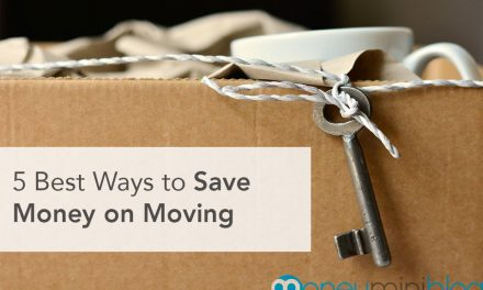 5 Best Ways to Save Money on Moving