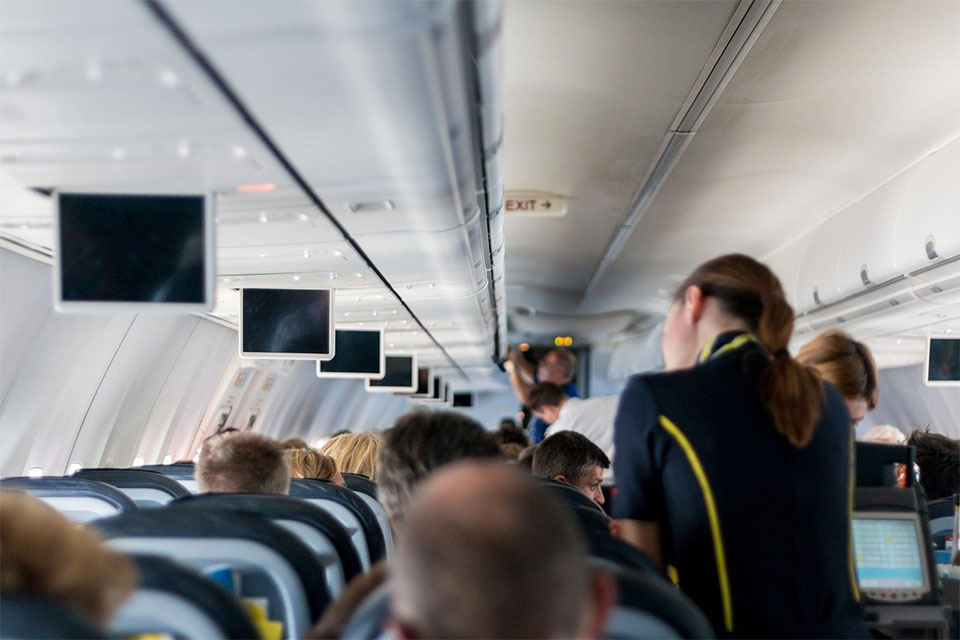 air stewardess save money