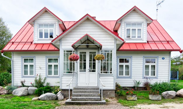 How to Make Your House Look Like a Village Landmark