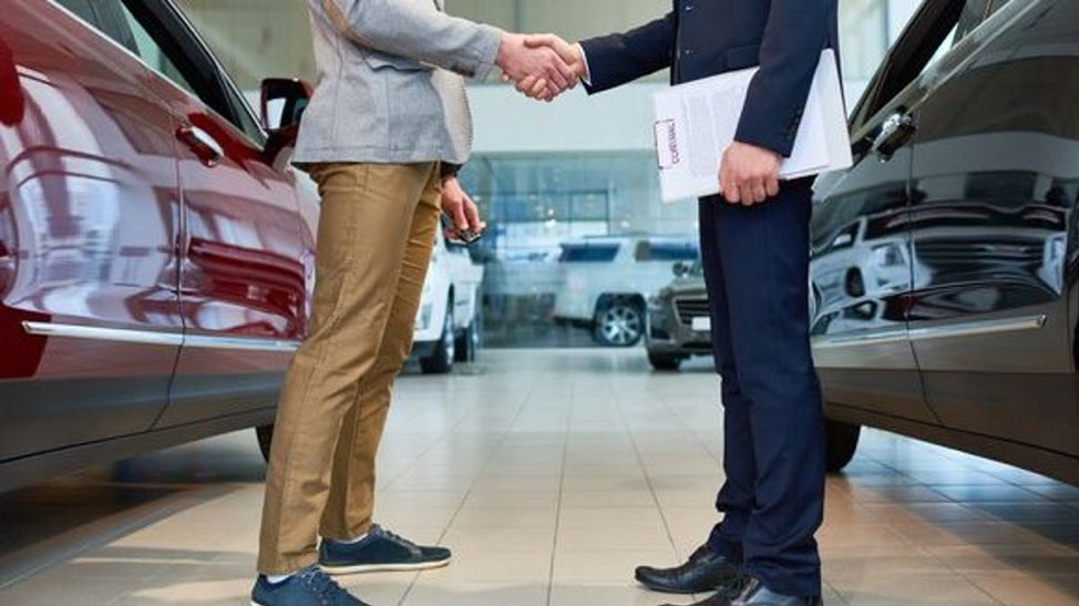 getting a car loan