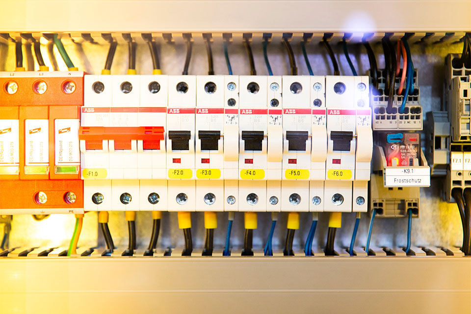 Circuit Breaker Protection and Lockout Tagging