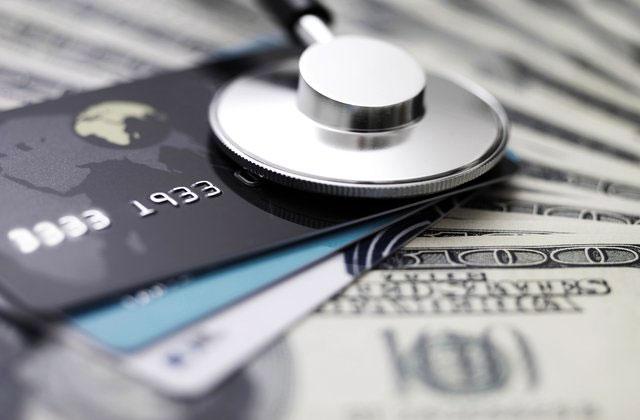 medical credit card debt