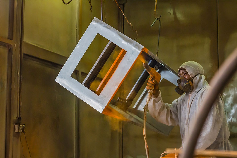What You Need To Know About Powder Coating