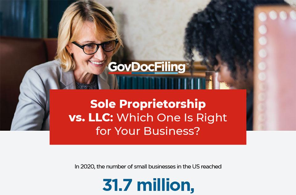 Sole Proprietorships vs. LLCs: Things All Entrepreneurs Must Know