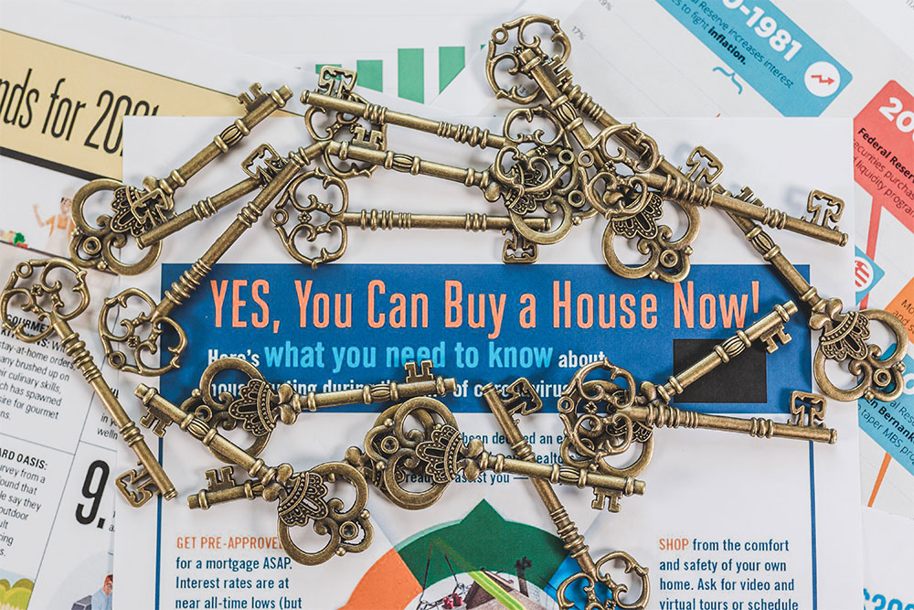 valuing buying house
