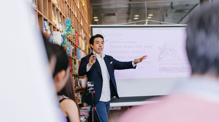 3 Tips for Giving an Effective Business Presentation