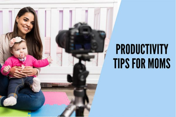 9 Scientific Productivity Tips For Moms