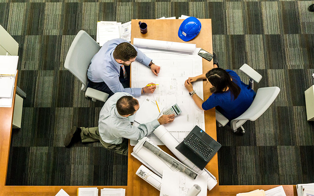 commercial construction financing requirements