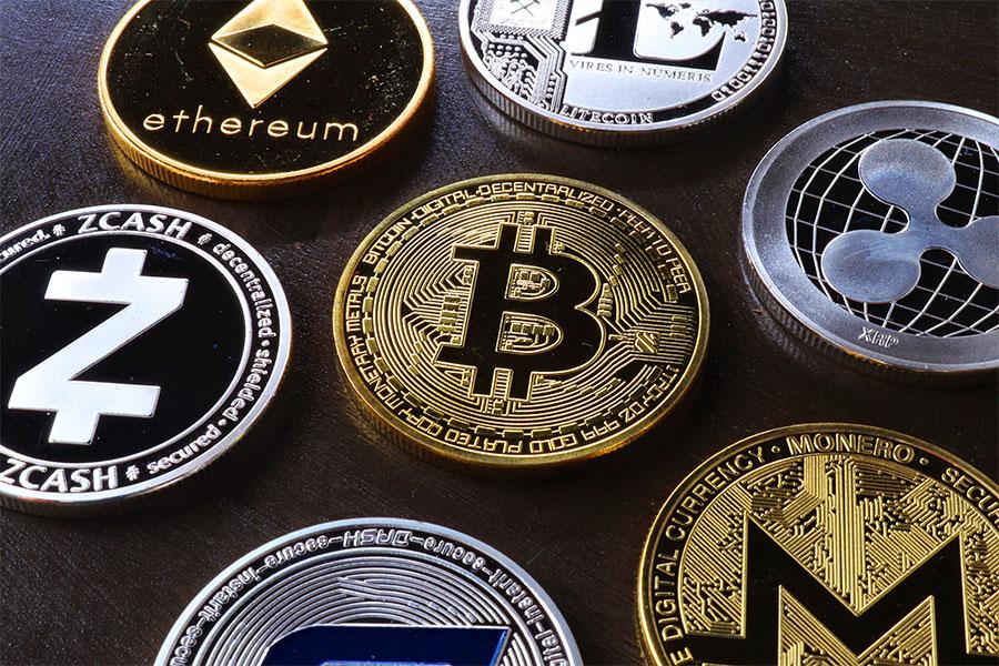 buying through a crypto exchange