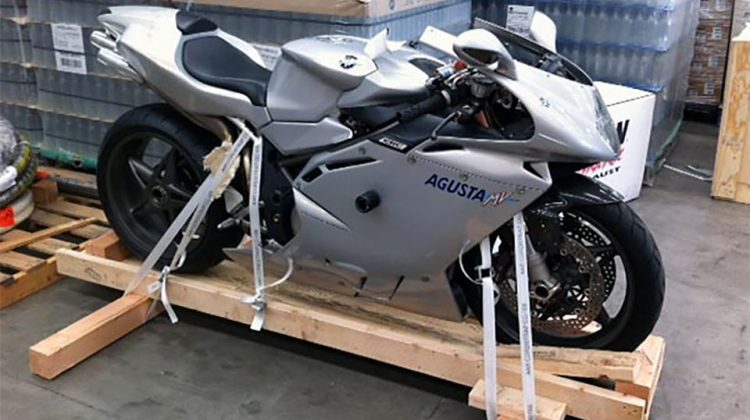 Some Cost-effective Ways of Shipping a Motorcycle